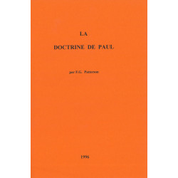 La doctrine de Paul