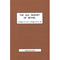 Le vieux prophète de Béthel - The old prophet of Bethel