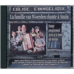 La famille van Woerden...