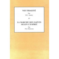 Neutralité - La marche des...