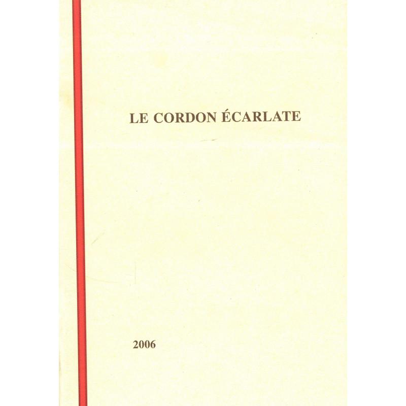 Le cordon écarlate. Auteur inconnu