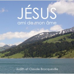 CD Audio - Jésus, ami de...